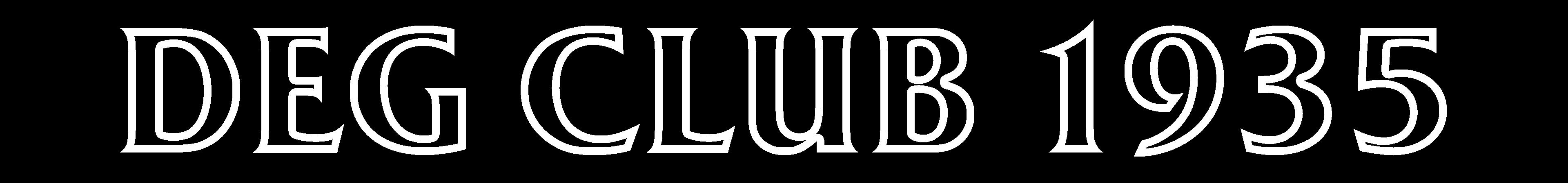 DEG Club 1935