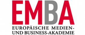Europäische Medien- und Business-Akademie (EMBA) Logo