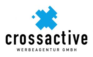 crossactive GmbH Werbeagentur Logo